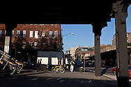 New York. meat packing district , Manhattan,  New York - United states  /  quartier du meat packing  New York - Etats-unis