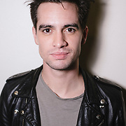 Brendon Urie of Panic! At The Disco, London, January 2016