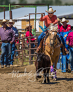 Ladies Breakaway Roping