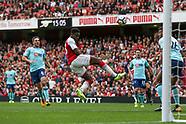 090917 Arsenal v Bournemouth