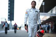 February 19-22, 2015: Formula 1 Pre-season testing Barcelona : Jenson Button (GBR), McLaren Honda