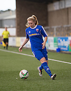 - Forfar Farmington v Spartans in the Scottish Womens Premier League at Station Park, Forfar. Photo: David Young<br /> <br />  - &copy; David Young - www.davidyoungphoto.co.uk - email: davidyoungphoto@gmail.com