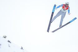 17.12.2017, Nordische Arena, Ramsau, AUT, FIS Weltcup Nordische Kombination, Skisprung, im Bild Lukas Klapfer (AUT) // Lukas Klapfer of Austria during Ski jumping competition of FIS Nordic Combined World Cup, at the Nordic Arena in Ramsau, Austria on 2017/12/17. EXPA Pictures © 2017, PhotoCredit: EXPA/ Dominik Angerer