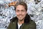 De Toppers nemen kerstvideoclip op in de Efteling voor de  Toppers in Concert kerst edtitie in Ahoy<br /> <br /> Op de foto:  Andre Hazes jr.
