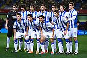 SM Copa del Rey between Villarreal CF and Real Sociedad