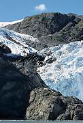 Holgate Glacier, Glacier, Glacier Terminus,Ocean, Kenai Fjords National Park, Seward, Alaska