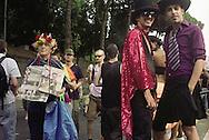 Gay Pride. Roma, 16 giugno 2007.
