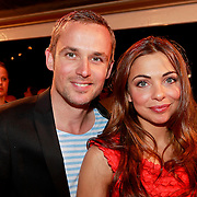 NLD/Den Haag/20110406 - Premiere Alle Tijden, Patrick Martens en Georgina Verbaan