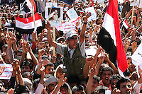 Protests General in Sana'a Yemen
