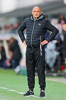 Olivier PANTALONI  - 20.12.2014 - Brest / Ajaccio - 18eme journee de Ligue 2 <br /> Photo : Vincent Michel / Icon Sport