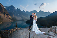 Breann & Steven Moraine Lake
