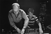 Adrian Sherwood & Mark Stewart, London, 1985