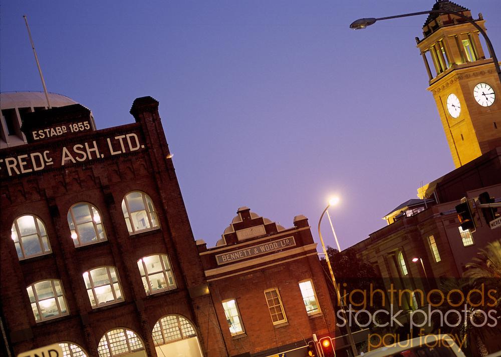 Frederick Ash Building, Newcastle, NSW, Australia