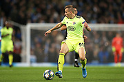 Dinamo Zagreb midfielder Mislav Orsic (99) during the Champions League match between Manchester City and Dinamo Zagreb at the Etihad Stadium, Manchester, England on 1 October 2019.