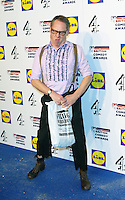 Vic Reeves, British Comedy Awards, Fountain Studios, London UK, 16 December 2014, Photo by Richard Goldschmidt