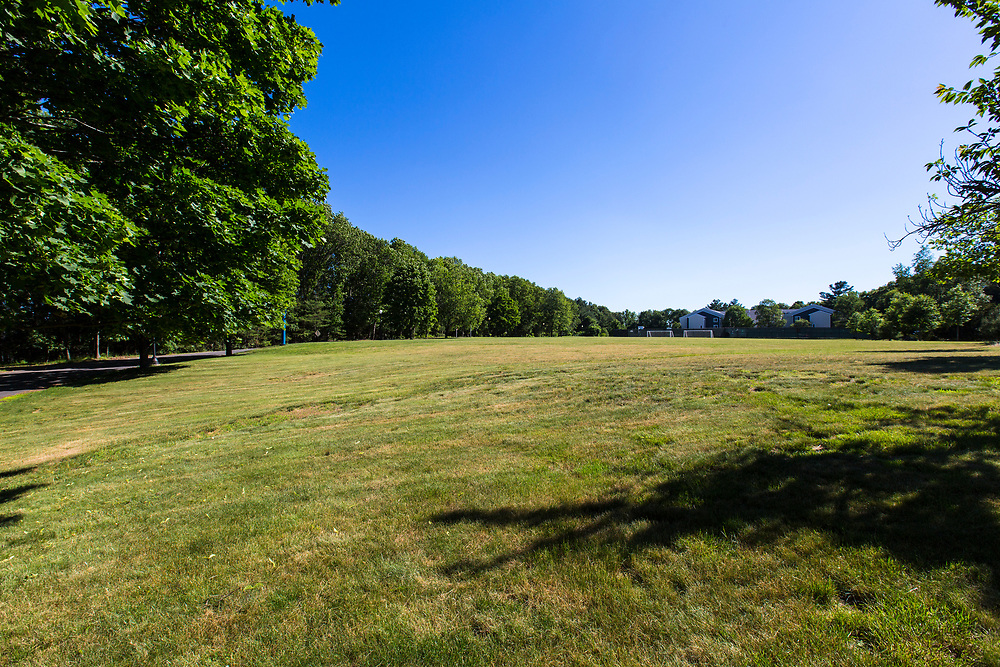 Trustee Field, Mount Ida College, Newton, MA, 6/19/18.