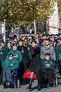 Remembrance Sunday and Armistice Day commemorations fall on the same day, remembering the fallen of all conflicts but particularly the centenary of the end of World War One.
