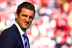 Shrewsbury Town manager Sam Ricketts - Mandatory by-line: Ryan Crockett/JMP - 21/09/2019 - FOOTBALL - Aesseal New York Stadium - Rotherham, England - Rotherham United v Shrewsbury Town - Sky Bet League One