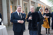 ALA CHENEVIERE; BARBARA CHENEVIERE, The Cartier Chelsea Flower show dinner. Hurlingham club, London. 20 May 2013.