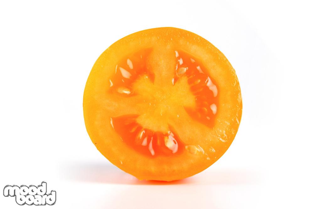 Studio shot of cherry tomato