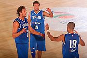 DESCRIZIONE : Bormio Torneo Internazionale Maschile Diego Gianatti Italia Israele <br /> GIOCATORE : Luca Infante Daniele Cavaliero <br /> SQUADRA : Nazionale Italia Uomini Italy <br /> EVENTO : Raduno Collegiale Nazionale Maschile <br /> GARA : Italia Israele Italy Israel <br /> DATA : 01/08/2008 <br /> CATEGORIA : Esultanza <br /> SPORT : Pallacanestro <br /> AUTORE : Agenzia Ciamillo-Castoria/S.Silvestri <br /> Galleria : Fip Nazionali 2008 <br /> Fotonotizia : Bormio Torneo Internazionale Maschile Diego Gianatti Italia Israele <br /> Predefinita :