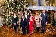KERSTBOOMSESSIE KONINKLIJKE FAMILIE BELGIE 2016
