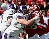 Indiana vs. Northwestern Football