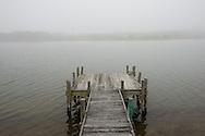 Pier, Georgica Cove, West End Rd, East Hampton, New York