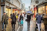 St Helier shopping