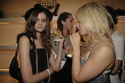 Emily  Todd and Rhia Rees, PPQ of Mayfair shop launch. 47 Conduit St. 18 September 2006. ONE TIME USE ONLY - DO NOT ARCHIVE  © Copyright Photograph by Dafydd Jones 66 Stockwell Park Rd. London SW9 0DA Tel 020 7733 0108 www.dafjones.com