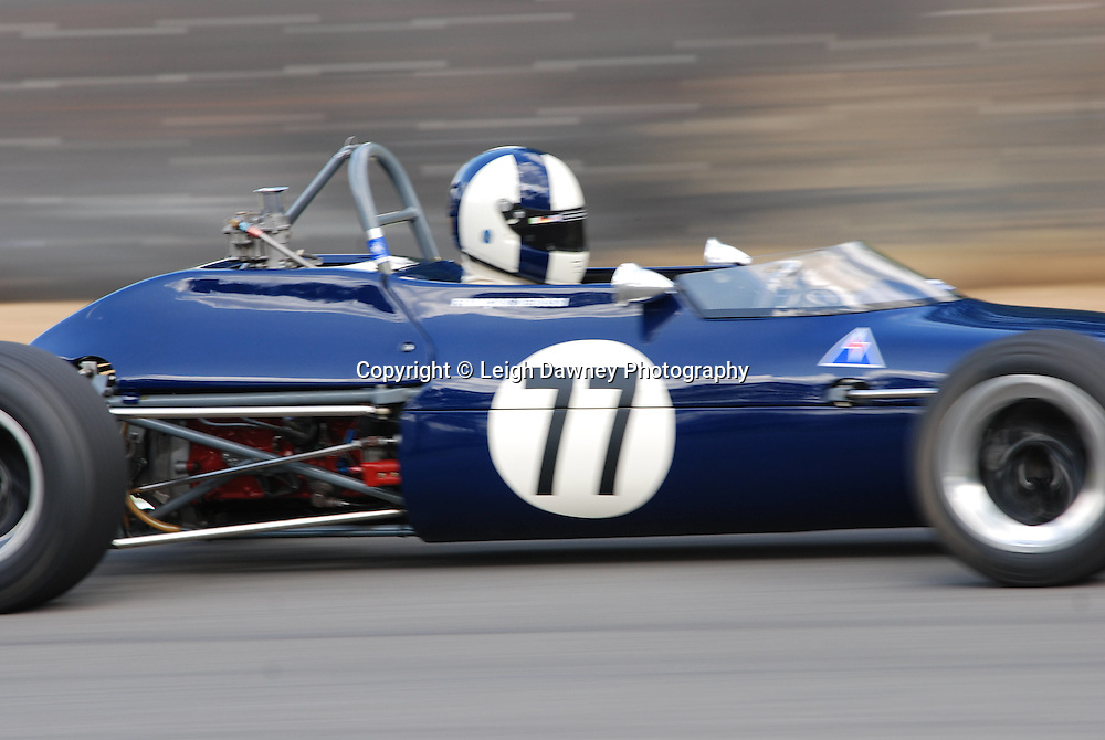 Highlights from the Historic Sports Car Club meeting at Brands Hatch, Fawkham on the 03.07.09. © Photo credit: Leigh Dawney