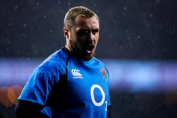 Jack Nowell of England - Mandatory by-line: Robbie Stephenson/JMP - 10/11/2018 - RUGBY - Twickenham Stadium - London, England - England v New Zealand - Quilter Internationals