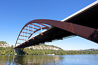 Pennybacker Bridge, Lake Austin, Austin, TX