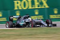 Lewis Hamilton - Mercedes    - Monza 03.09.2016 - Formula 1 Gran Premio d'Italia - Qualifiche