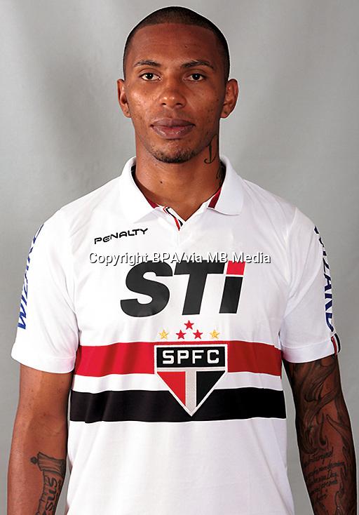"Paulo Miranda  "" Jonathan Doin ""   ( São Paulo Futebol Clube )"