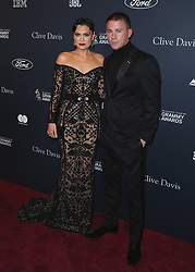 BEVERLY HILLS, LOS ANGELES - CALIFORNIA, USA - JANUARY 25: Recording Academy and Clive Davis 2020 Pre-GRAMMY Gala held at The Beverly Hilton Hotel on January 25, 2020 in Beverly Hills, Los Angeles, California, United States. 25 Jan 2020 Pictured: Jessie J, Channing Tatum. Photo credit: Xavier Collin/Image Press Agency/MEGA TheMegaAgency.com +1 888 505 6342