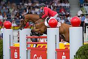 Markus Saurugg - Texas I<br /> FEI European Championships Aachen 2015<br /> © DigiShots