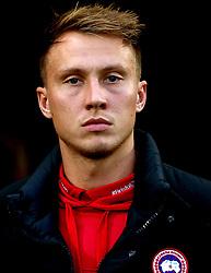 Cauley Woodrow of Bristol City - Mandatory by-line: Robbie Stephenson/JMP - 22/08/2017 - FOOTBALL - Vicarage Road - Watford, England - Watford v Bristol City - Carabao Cup