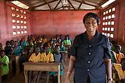 Cindy Namgodi is the headteacher at Wungu School.