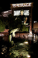 "US-LAS VEGAS: Hotel and casino The Mirage on Las Vegas Boulevard (""The Strip"").ANP FOTO/COPYRIGHT GERRIT DE HEUS"