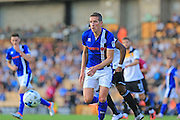 Jim McNulty during the EFL Sky Bet League 1 match between Port Vale and Rochdale at Vale Park, Burslem, England on 16 August 2016. Photo by Daniel Youngs.