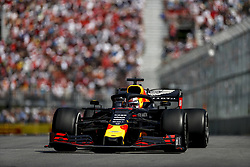 June 9, 2019 - Montreal, Canada - Motorsports: FIA Formula One World Championship 2019, Grand Prix of Canada, ..#33 Max Verstappen (NLD, Aston Martin Red Bull Racing) (Credit Image: © Hoch Zwei via ZUMA Wire)
