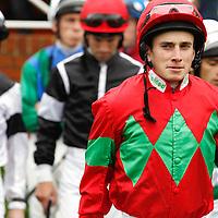 Jockey Ryan Moore