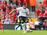 Marco Grujic of Liverpool  during the Pre-season Friendly match at the Aviva Stadium, Dublin<br /> Picture by Yannis Halas/Focus Images Ltd +353 8725 82019<br /> 05/08/2017