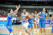 DESCRIZIONE : Riga Latvia Lettonia Eurobasket Women 2009 final 5th-6th Place Italia Grecia Italy Greece<br /> GIOCATORE : Laura Macchi<br /> SQUADRA : Italia Italy<br /> EVENTO : Eurobasket Women 2009 Campionati Europei Donne 2009 <br /> GARA : Italia Grecia Italy Greece<br /> DATA : 20/06/2009 <br /> CATEGORIA : penetrazione<br /> SPORT : Pallacanestro <br /> AUTORE : Agenzia Ciamillo-Castoria/M.Marchi<br /> Galleria : Eurobasket Women 2009 <br /> Fotonotizia : Riga Latvia Lettonia Eurobasket Women 2009 final 5th-6th Place Italia Grecia Italy Greece<br /> Predefinita :
