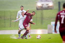 Football match between NK Triglav Kranj and NK Rudar Velenje in Round #9 of Prva liga Telekom Slovenije 2016/17, on September 16, 2017 in SRC Kranj, Kranj, Slovenia. Photo by Ziga Zupan / Sportida