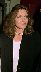 LEONORA, COUNTESS OF LICHFIELD at a reception in London on 12th June 1997.LZH 9