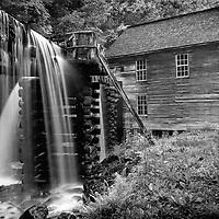 Mingus Mill, Great Smoky Mountains National Park, North Carolina