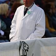 Official at the 2007 Mitsubishi Motors Badminton Horse Trials.