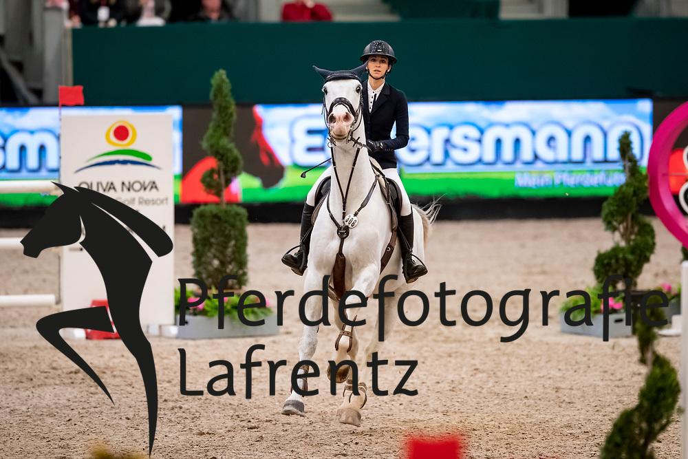 TRAMPNAU Tina (GER), Canair<br /> Leipzig - Partner Pferd 2019<br /> SPOOKS-Amateur Trophy<br /> Medium Tour<br /> 18. Januar 2019<br /> © www.sportfotos-lafrentz.de/Stefan Lafrentz